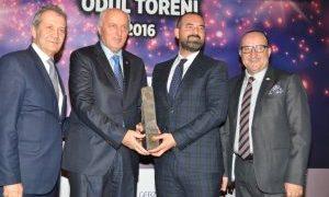 Cryocan, yılın büyük ödülüne layık görüldü.