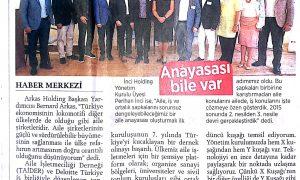 """Türkiye Ekonomisinin Lokomotifi Aile İşletmelerinden """"İyi Yönetim Uygulamaları"""""""